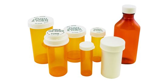 Wholesale Prescription Bottles