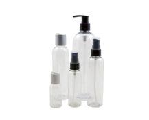 PET Cosmo Rounds Plastic Bottles