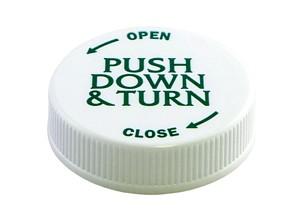 Screw-Loc Closures