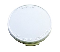 Caution® Snap Cap Closure
