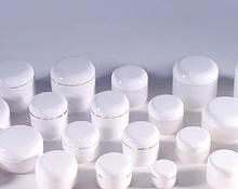 Plastic Cosmetic Jars